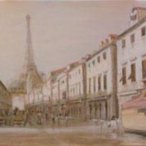 PETTITE VITESSE, 40x89cm, oil on canvas, 2010
