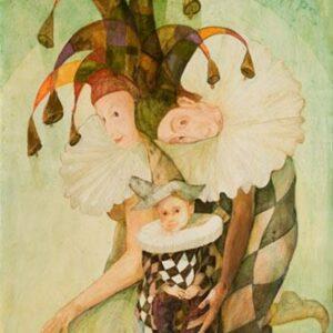 PRENDRE SON TEMPS, oil on canvas, 140x100 cm..............SOLD