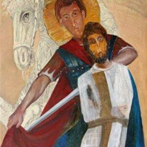TERRA MARTINI, 2008, oil on canvas, 100x65 cm